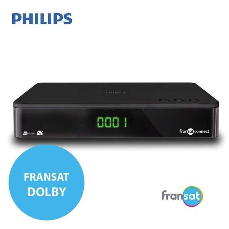 Fransat DVB-S2 Philips