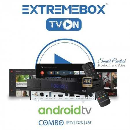 """""""Extremebox TVON Android T"""""""