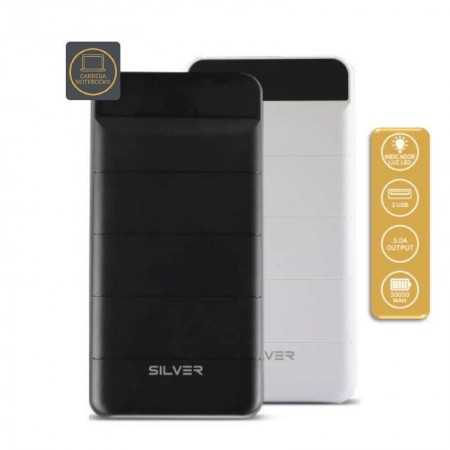 Silver Power Bank C/ PD S