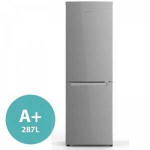 Combinado Silver - 287L - INOX - A+