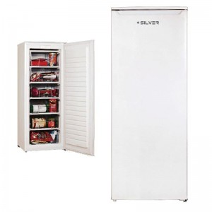 Freezer Silver - 168L- A +