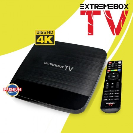 Extremebox TV 4K 5G