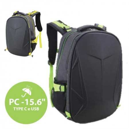Matrics Dual Gaming Backpack - Green