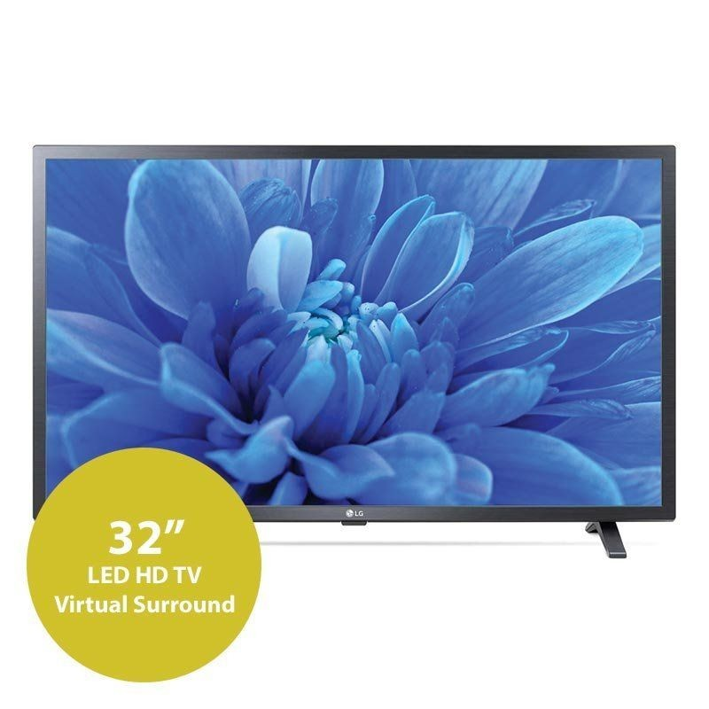 "LED HD TV de 32"" com Virtual Surround"