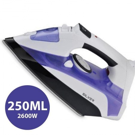 Silver Ferro Vapor - 2600W