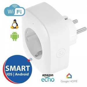 Smart Plug Socket - wifi - Daxis