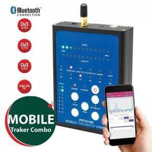 Mobile Amiko Tracker BT Combo