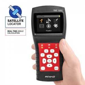 Amiko TSC-1000 Satellite locator