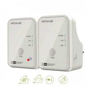 Powerline Amiko - PLN-502 - (500 Mbit/s)