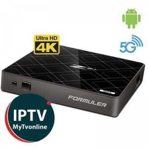 Formuler Z7+ Wi-Fi 5G 2GB