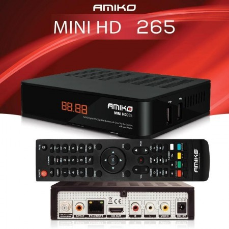 KIT Económico - Amiko Mini HD265