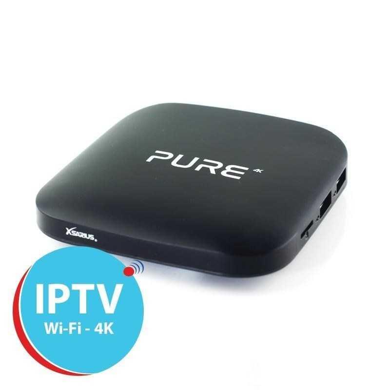 Xsarius Pure - 4K - IPTV