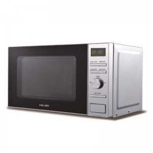 Microondas Prime Silver - 20L - Inox