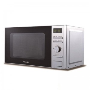 Prime Silver Microwave - 20L - STAINLESS