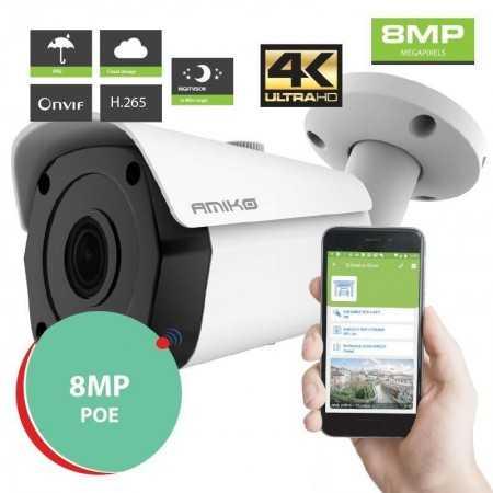 IP B40M4K PO Amiko Camera - 4k