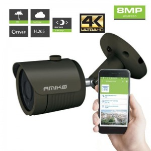 IP B40M4KB PO Amiko Camera - 4k