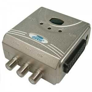 Daxis Modulador RF Stereo
