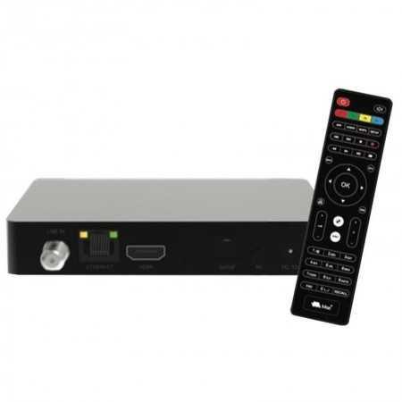 MAC+ 403 - Linux - Satelite + IPTV - 4k