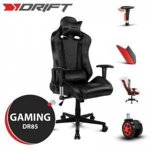 Cadeira Gaming Drift DR85 - Preta