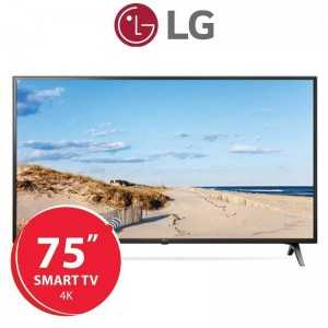"Smart TV LED 75"" LG - 75UM7000PLA - 4K"