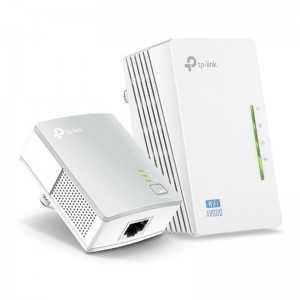 Powerline TP-Link 300Mbps Wi-Fi Range Extender