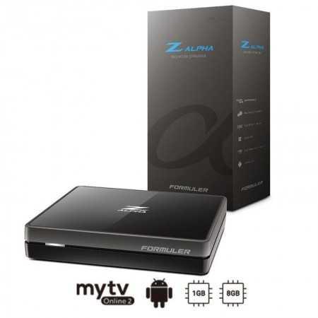 Formuler Z Alpha IPTV 4K