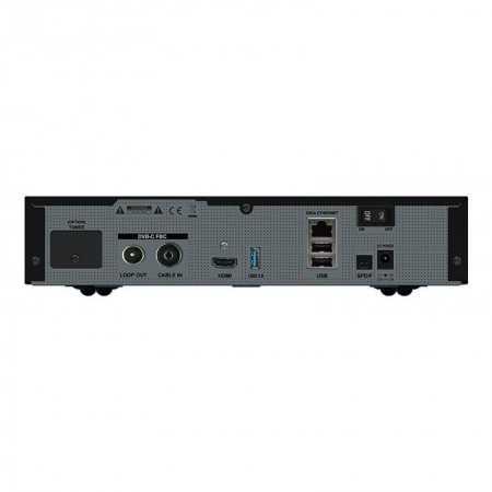GigaBlue UHD UE 4K DVB-C