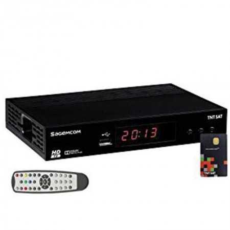 Sagemcom DS81 HD -  Sat.Astra + Cartão TNT