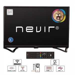 "Smart TV 32"" DLed Nevir - NVR-8050-32RD2S-SMA-A"