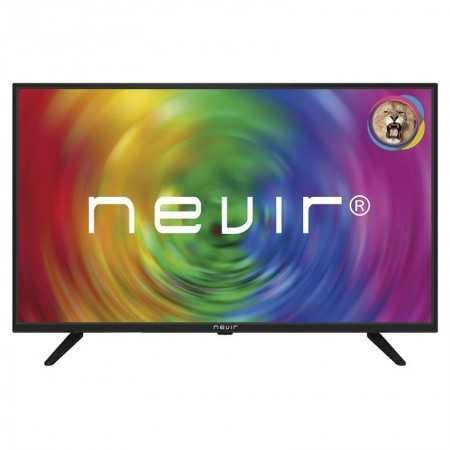 "TV LED 32"" HD Preta Nevir - NVR-7707-32RD2-N"