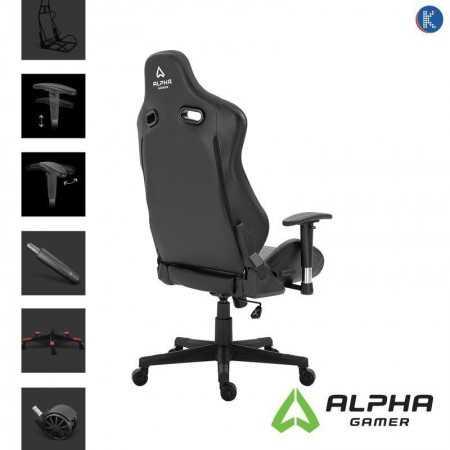 Cadeira Gaming Alpha Game