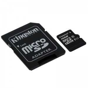 Kingston 16GB Micro SD SD