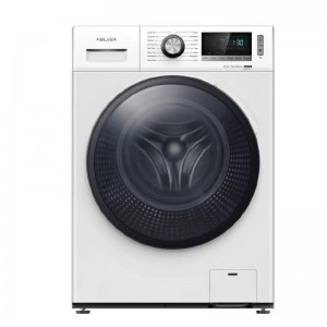Silver Washer and Dryer 5 / 8Kg 1400rpm A +++ IPMLSA