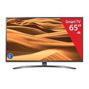 "Smart TV LED 65"" LG - 65UM7400PLC - 4K"