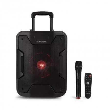 Fonestar California 200W Portable Amplified Speaker