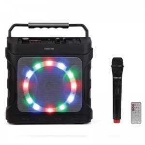 Fonestar Partybox - Coluna Amplificada Bluetooth 20W - Karaoke