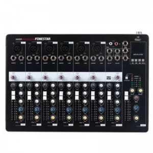 Misturador BT/USB/MP3 Fonestar - SM-2703UB