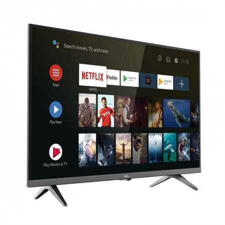 """Smart TV LED Android 32"""" TCL - 32ES560 - HD"""