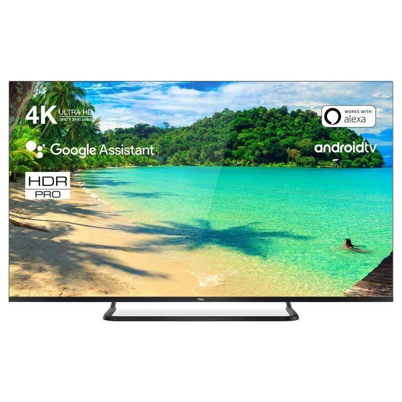"""Android TV LED 32"""" TCL - 50EP640 - 4K"""