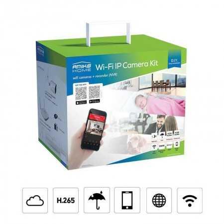 Kit Amiko Wifi para Câmera 4900