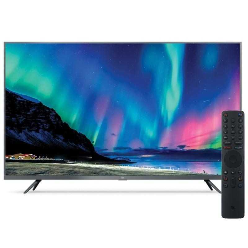 "Xiaomi Mi SmartTV 4S 43"" LED 4K Android TV - ELA4372GL"