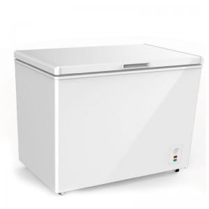 Horizontal Freezer Chest 194L- A + Silver