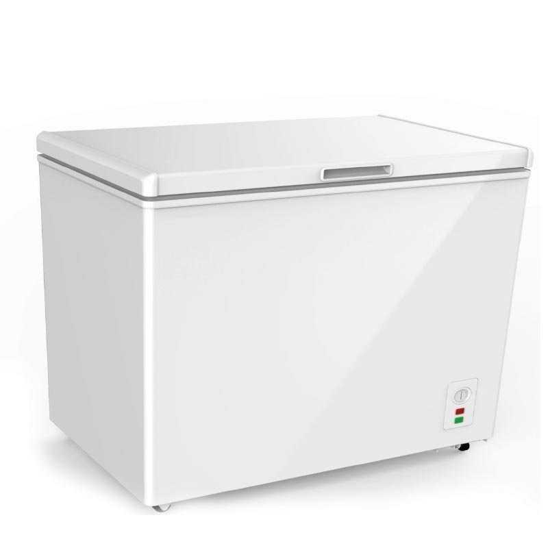 Horizontal Freezer Chest 194L- A + Silver