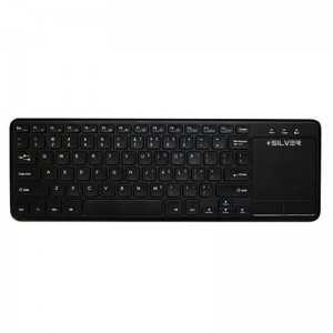 Mini silver keyboard IP-IP650S - Touchpad