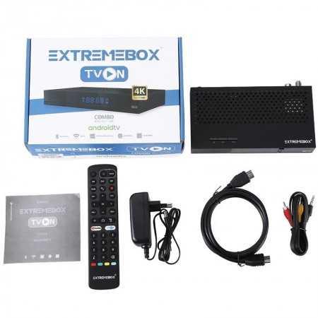 """Extremebox TVON Android """