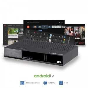 Extremebox TVON - Android TV 4K - Combo