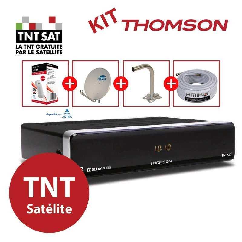 Kit Thompson - Canais Franceses TNT Sat
