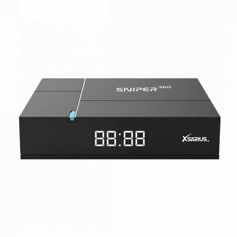 Xsarius Sniper 360 - Linux - IPTV Box
