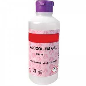 Alcool Gel 250ML a 70%