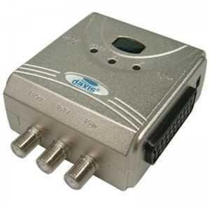 Modulador RF Stereo Daxis